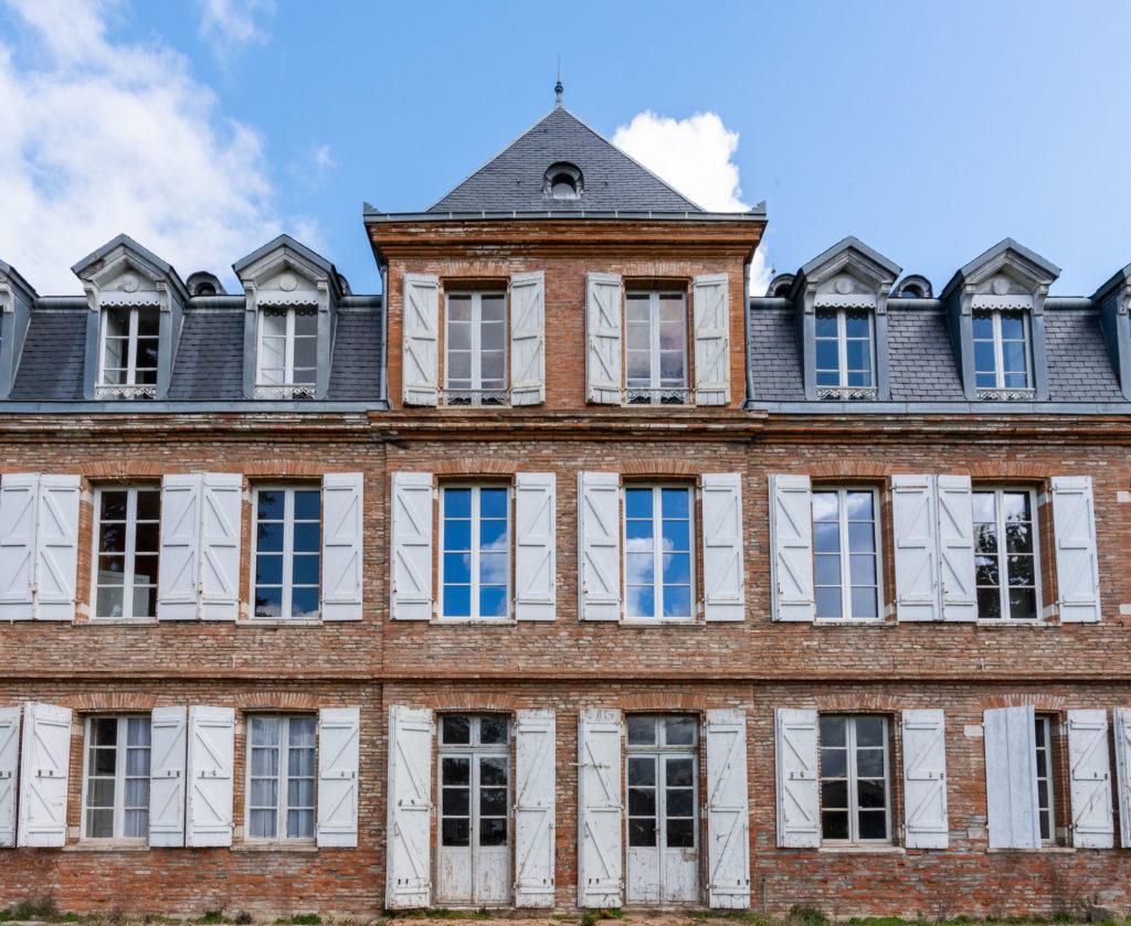 Eclisse Promotion - Façade le château du Pin