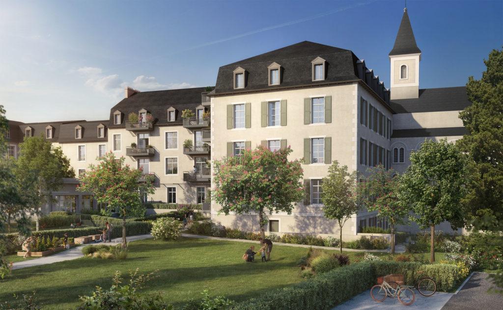 Eclisse Promotion - résidence Carré d'Art à Rodez